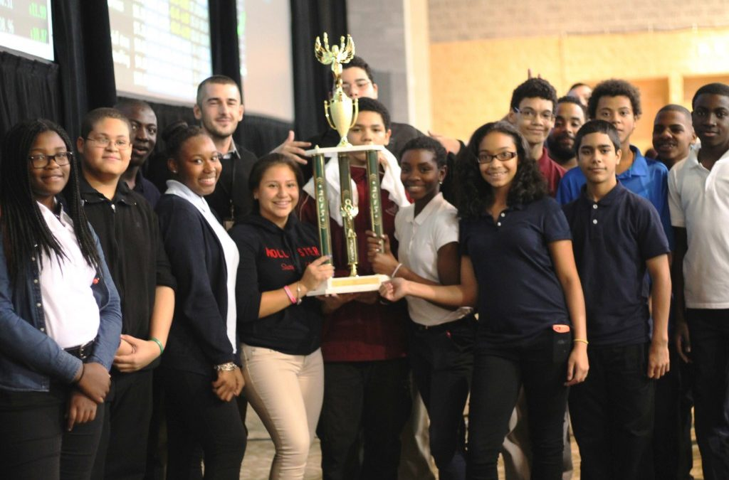 NAn Investment Worthwhile –The 2015 JA Stock Market Competition
