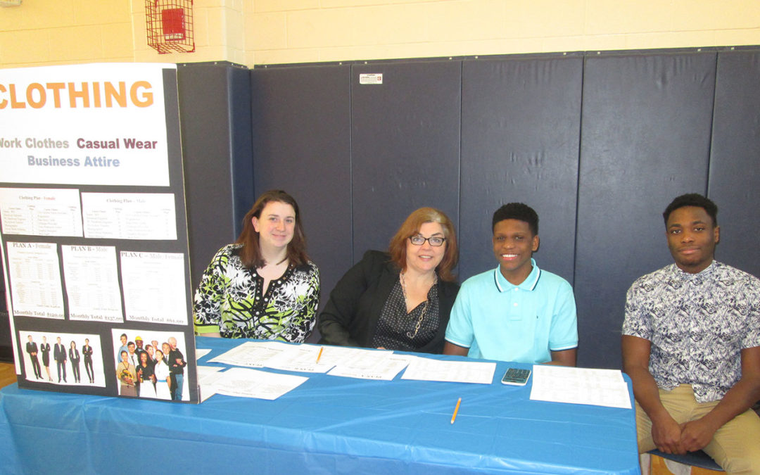 First Credit for Life Fair Held at Putnam Vocational
