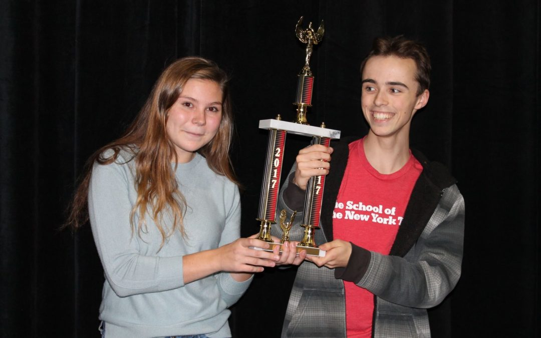 Northampton High Takes 1st & 2nd Place at JA's 12th Annual Stock Market Competition