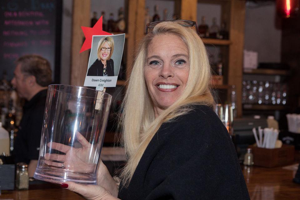 Seen@ Junior Achievement of Western MA's Celebrity Bartender Fundraiser at Plan B Burger