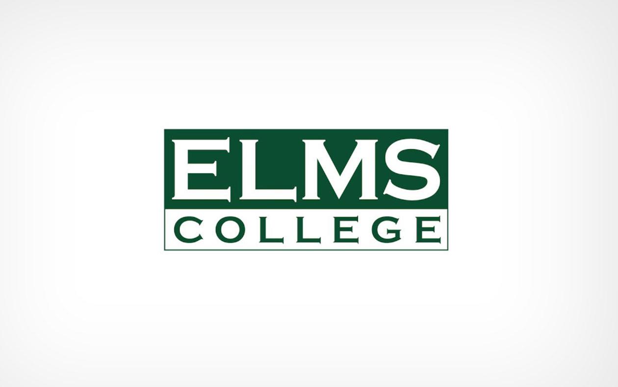 Elms College logo