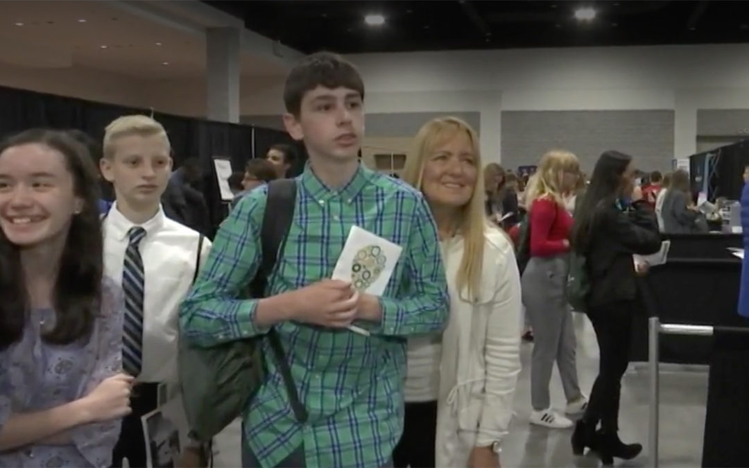 Local middle, high school students explore possible career paths