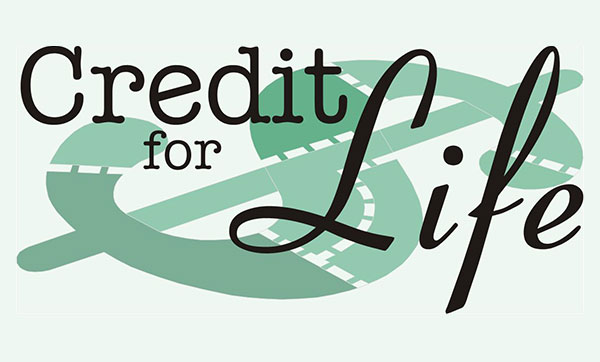 Credit for life logo