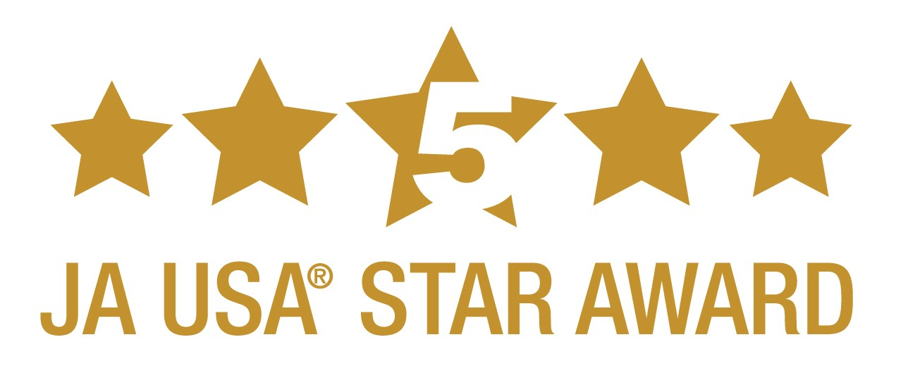JA USA 5 Star Award